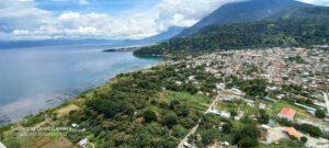 Lanchas a todo el lago Atitlan